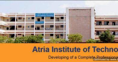 Atria Institute of Technology, Atria Institute of Technology Admission, Atria Institute of Technology Courses, Atria Institute of Technology Fees, Atria Institute of Technology Campus, Atria Institute of Technology Placement