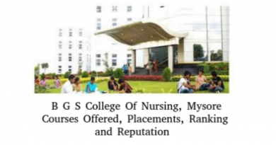 BGS College Of Nursing