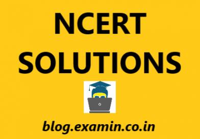 NCERT Solutions Physics