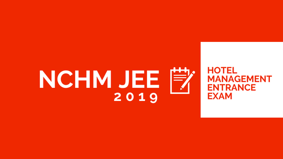 NCHMCT JEE 2019
