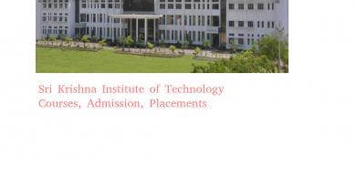 Sri Krishna Institute of Technology