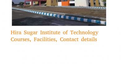 Hira Sugar Institute of Technology