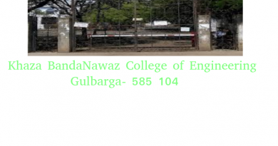 Khaza Banda Nawaz College of Engineering