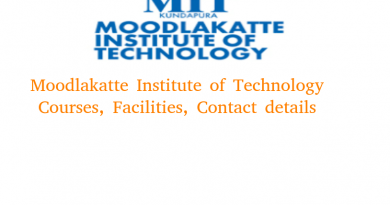 Moodlakatte Institute of Technology