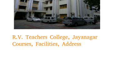 R.V. Teachers College