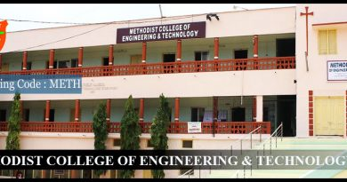 Methodist College of Engineering and Technology , Methodist College of Engineering and Technology Courses , Methodist College of Engineering and Technology Admission , Methodist College of Engineering and Technology Fees , Methodist College of Engineering and Technology Campus , Methodist College of Engineering and Technology Placement